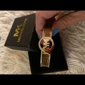 Michael Kors Jewelry - Michael Kors bracelet. Brown & Gold